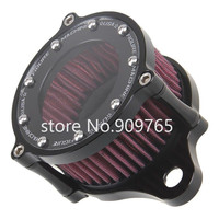 Air Cleaner Intake Filter System Kit For Harley Sportster XL 883 1200 1991 2016