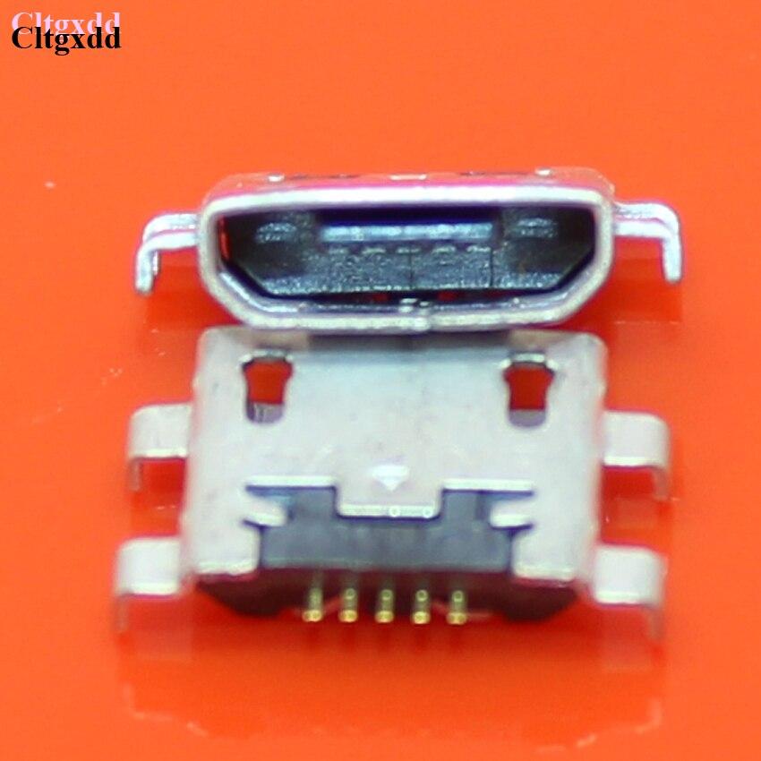 Cltgxdd Mini micro USB разъем док-станция 5pin для Xiaomi Redmi 3 красный mi 2A красный mi 3S красный mi Note 3 зарядный порт