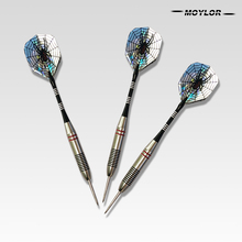 Moylor 9Color 25g Tungsten Steel Tips Darts  Multiple Styles Colorful Needle Tip with Dart A