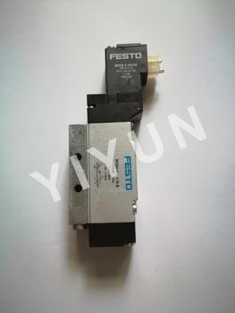 MEBH-3/2-1/8-B 172998 MEBH-3/2-5.0-B 172999 MEBH-5/2-5.0-B 173005 MEBH-5/2-D-2-C 183574 FEFSTO Solenoid valve