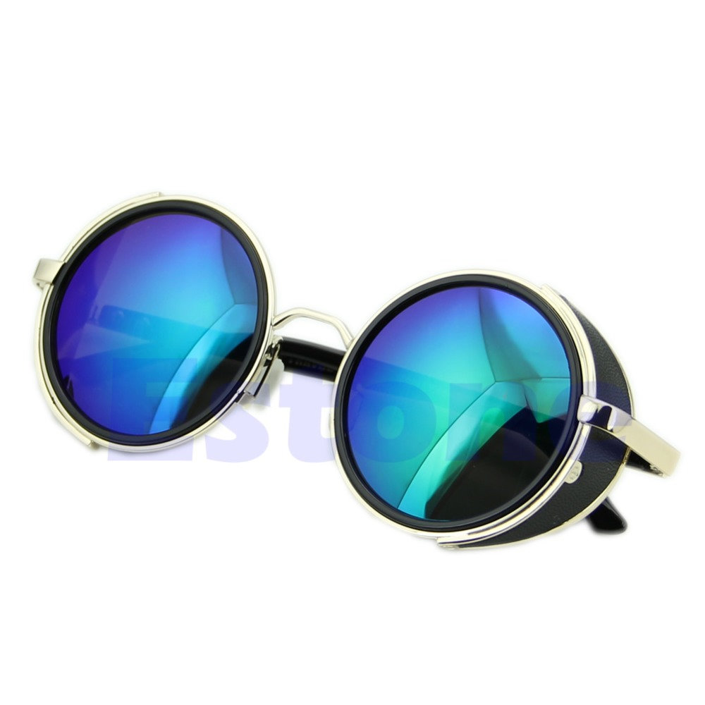 Cyber 50 Sole Da style8 style5 Retrò style3 style7 style2 Steampunk Style1 S Occhiali style4 Drop Rotonda Vintage Blinder Ship Goggles style6 rqRx8r