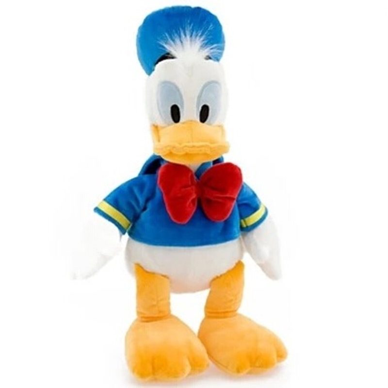 Plush-Toy Duck-Daisy Birthday-Gift Pluto Goofy Christmas Soft Children Cute Donald About