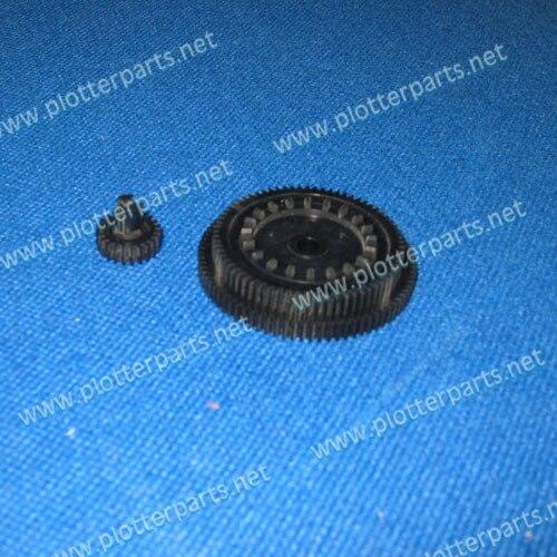 C6090-60096 HP DesignJet 5000 5100 5500 Drive Roller Gear Original Used