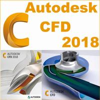 Autodesk CFD 2018 Multi Languages For Win7 8 10 64 Bits Autodesk CFD 2018