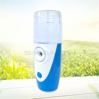 2016 Home Health Care Portable Rechargeable Nebulizer Automizer Mini Nebulizer Children Care Handheld Inhale Nebulizer
