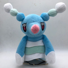 Anime Games Pikachu series new 33CM Brionne plush toy stuffed toys A birthday present for children.