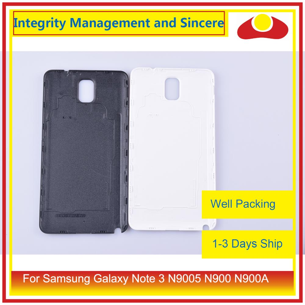 Image 4 - Original For Samsung Galaxy Note 3 N9005 N900 N900A N900T N900V N900S Housing Battery Door Rear Back Cover Case Chassis Shell-in Mobile Phone Housings & Frames from Cellphones & Telecommunications