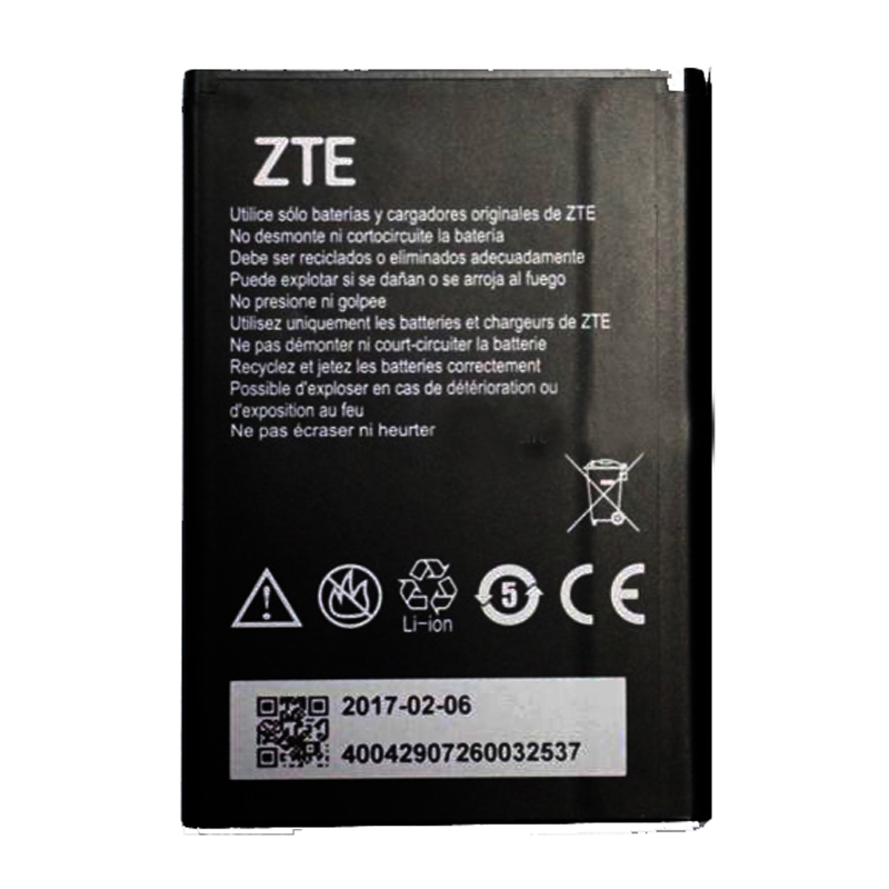 Original ZTE Li3820T43P4h694848 phone battery For ZTE Z835 Maven 3 N9136  Prestige 2 2035mAh