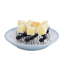 HAKOONA Party Animal Fruit Forks 12 Pieces Industrious Ant Fruit Forks Kitchen Tableware Decor вилка unbrand forks