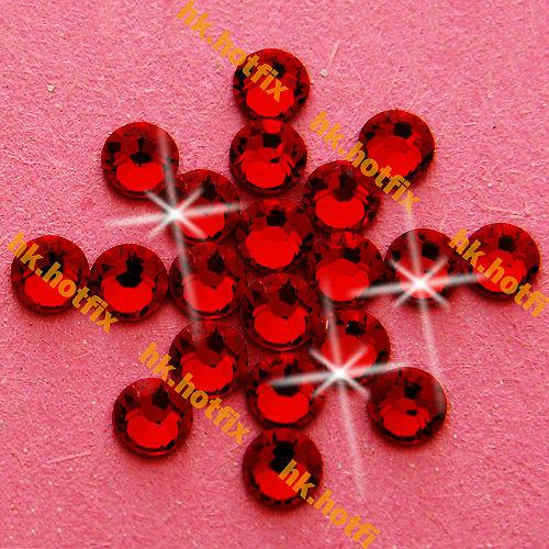 ss7 GENUINE Swarovski Elements Siam Red ( 208 ) 720 pcs 7ss ( NO hotfix  Rhinestone 4d45d25f2da6