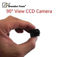 Promoção!! Mini Micro Câmera 2.8 milímetros Câmera CCD Câmera Dome brandoo  Frete grátis|Câmeras de vigilância| |  -