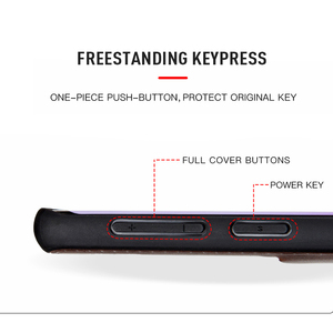 Image 3 - Case Voor Galaxy S9 Case Verontruste Lederen Cover Hard Bescherming Business Capas Voor Samsung S9 Shockproof Back Cover