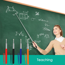 Teacher Pointer 1 Meter Tool Accessories Presenter Whiteboard Supplies Professional Teaching Classroom School Tools
