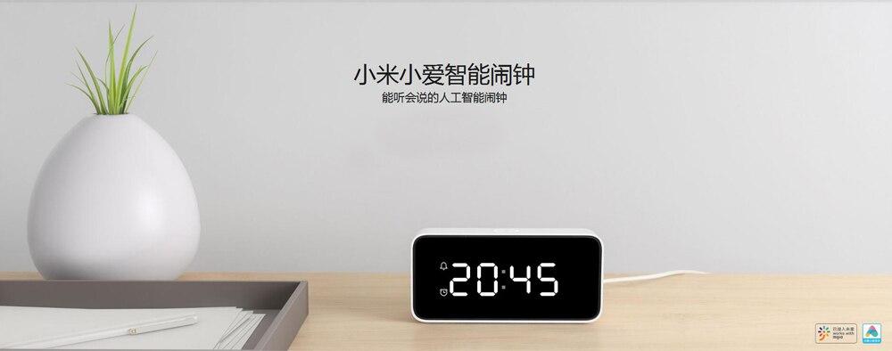 Xiaomi mijia xiaoai Smart Voice Broadcast Alarm-1