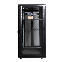 22U etwork Cabinet Web Server Cabinets network rack server stored program controlled switching cabinet monitor 1pc