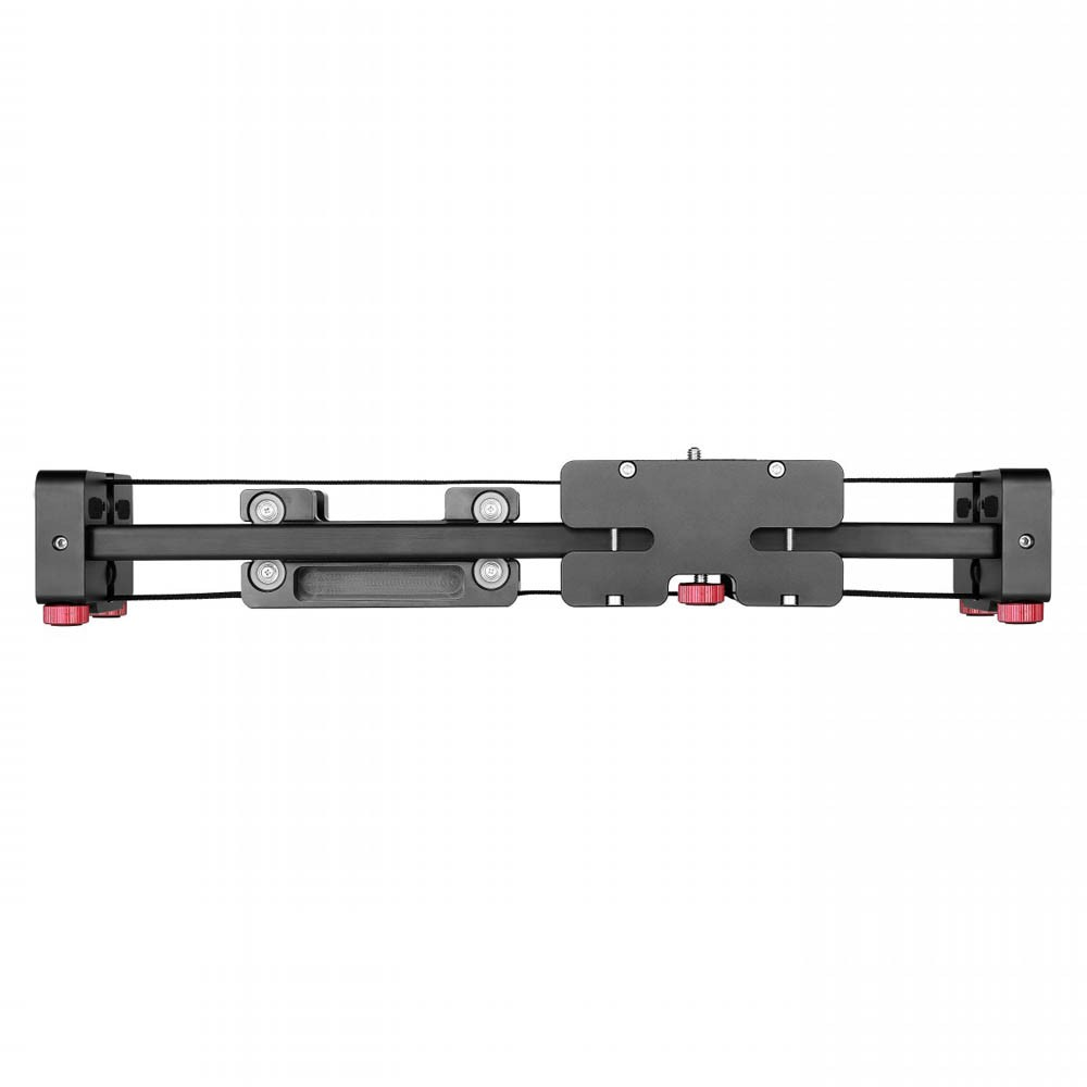 Image 4 - New Professional Adjustable DSLR Camera Video Slider Track 50cm Double Distance For Canon Nikon Sony Camera DV Dolly Stabilizer-in Rail Systems from Consumer Electronics