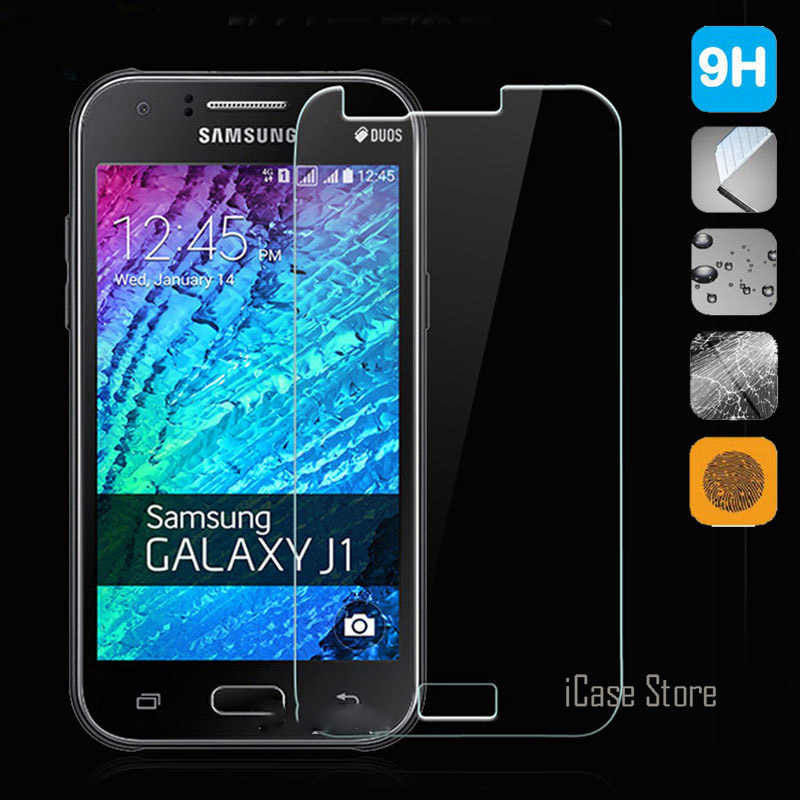Tempered glass For Samsung Galaxy J1 SM-J100F SM-J100FN SM-J100H J100 J100F J100FN J100H J100H J100M Glass Film For Samsung j1