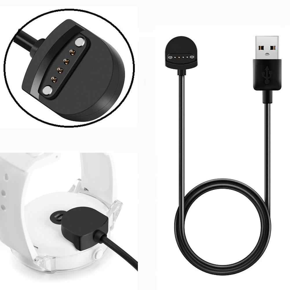 2019 New Universal Replacement Smartwatch Charging Cable Charger Adapter for Ticwatch S E