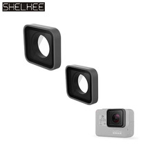 SHELKEE Free shipping Original Hero 5 Lens hero6 lens GoPro Protective Replacement Case Frame for Gopro 5/6
