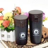 5 색 커피 잔 도매 사용자 정의 로고 여행 머그컵 쉬운 깨끗한 뚜껑 누수