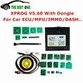 Mais novo V5.60 ECU Programador XPROG-M XPROG Caixa 5.60 Adicionar Mais Autorização Melhor Do Que V5.55 X prog-V5.60 Fazer EEPROM/MCU/IMMO/Dash