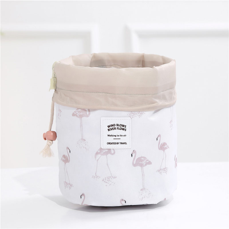 Cosmetic-Bag Toiletries-Organizer Storage Neceser Travel Female Waterproof Women