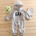 baby romper 2016 100% cotton cartoon winter and autumn brand infant clothing 0-2 baby clothes free shipping