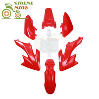 Motorcycle Plastic Body Kit For HONDA CRF50 Supermoto Motocross