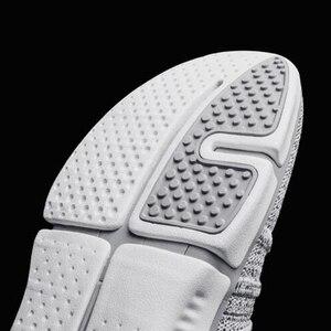 Image 4 - Nieuwe Originele Xiaomi Mijia Smart Loopschoenen Mannen Professionele Sport Sneaker Ondersteuning Xiaomi Smart Chip (Niet Inclusief)