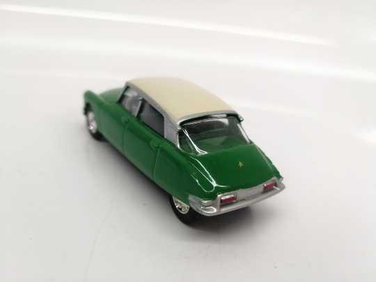 NOR EV 1:64 CITROEN DS alloy model Car Diecast Metal Toys Birthday Gift For Kids Boy