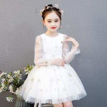 Dfxd Grande Ninas Verano Camiseta Sin Mangas De Moda Vestido De Solido Breasted Vestido De Princesa