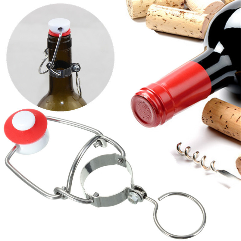 Cap Flip Top Stopper Root Homebrew Beer Bottles Replacement Swing Cap Wine  Stoppers-in Wine Stoppers from Home & Garden on Aliexpress com | Alibaba
