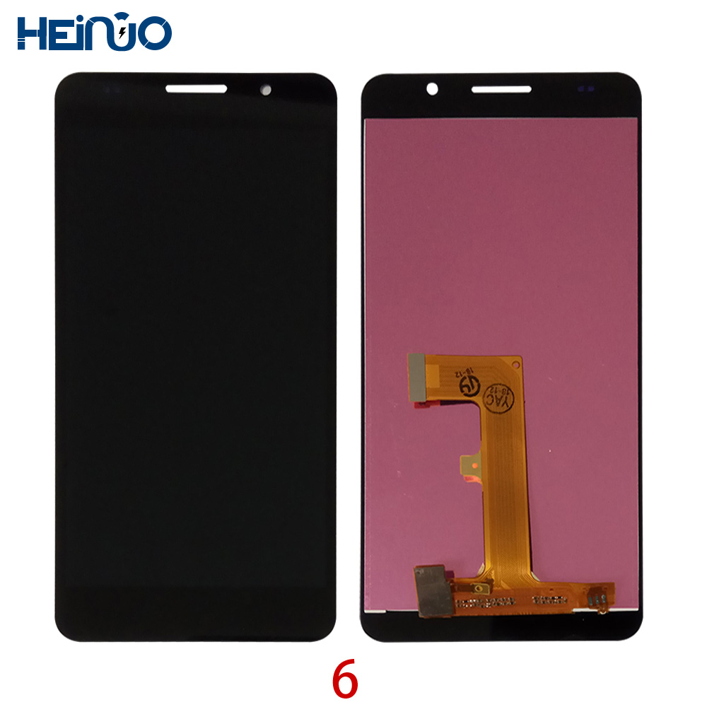 5.0 High Screen For Huawei Honor 6 H60-L02 H60-L12 H60-L04 LCD Display Touch Screen Digitizer Assembly Replace Parts With Frame5.0 High Screen For Huawei Honor 6 H60-L02 H60-L12 H60-L04 LCD Display Touch Screen Digitizer Assembly Replace Parts With Frame