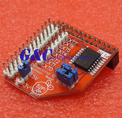 Raspberry Pi 2 Model B RPI B I2C GPIO Expansion Board IO Extend Module RPI B+Raspberry Pi 2 Model B RPI B I2C GPIO Expansion Board IO Extend Module RPI B+