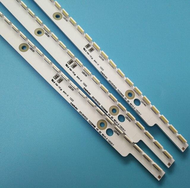 44LED * 6V yeni LED şerit 2012SVS32 7032NNB 44 2D REV1.0 Samsung V1GE 320SM0 R1 UA32ES5500 UE32ES6100 UE32ES5530W