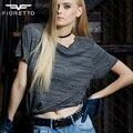 Fioretto Новая Мода Женская Черный Воловьей Кожи С Тиснением Широкий Кожаный Пояс Пояса С Металлическая Фурнитура