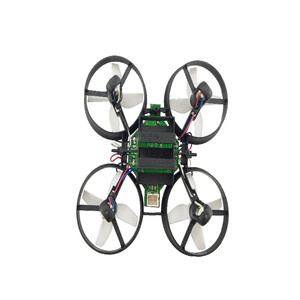 Image 3 - DIY Min Drone RC Remote Control Helicopter One Key Return Headless Quadcopter Propeller Motor Battery Receiver Board Accessories