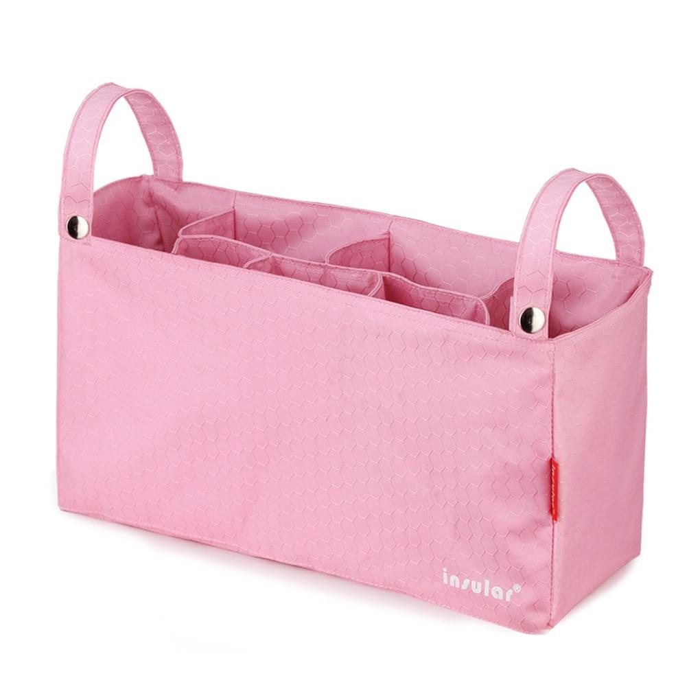 Мешок пеленки детские бутылка молока изоляции сумки Мумия сумка для хранения для ребенка вещи коллекции Аксессуары для колясок Baby Care