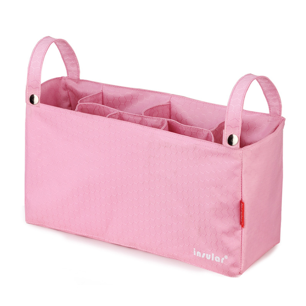 Diaper Bag Baby Milk Bottle Insulation Bags Mummy Storage Bag for Baby Stuff Collection Stroller Accessories Baby Care
