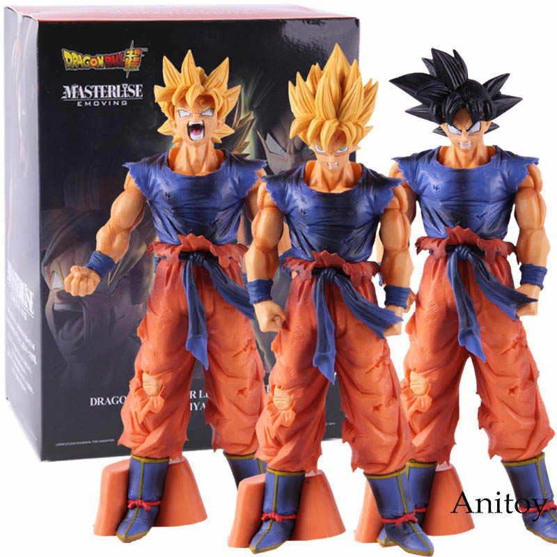 Anime Dragonball Dragon ball Super Saiyan Goku Son Goku Batalha Lenda Action Figure Collectible Modelo Toy Presente