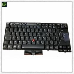 Новая французская Azerty клавиатура для Thinkpad T410 T420 X220 T510 T510i T520 T520i W510 W520 T400S T410I T420I X220i T410S T420S FR