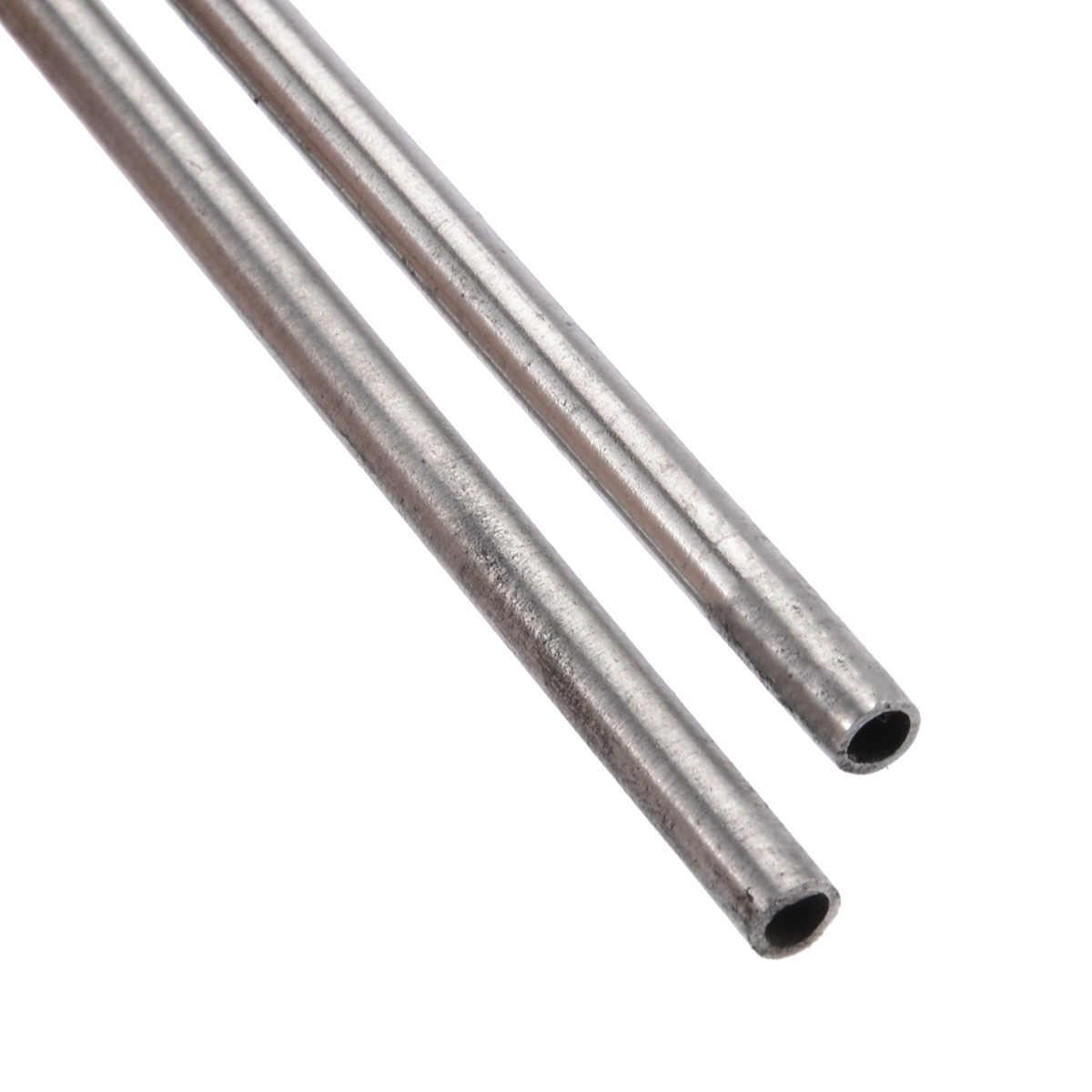 304 Stainless steel capillary tube OD 4mm x 2mm ID length 250mm metal t~DJJUS