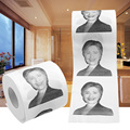 1PC Hillary Clinton Smile Toilet Paper Roll Presidential Novelty Funny Gag Gift 2 Ply 240 Sheet