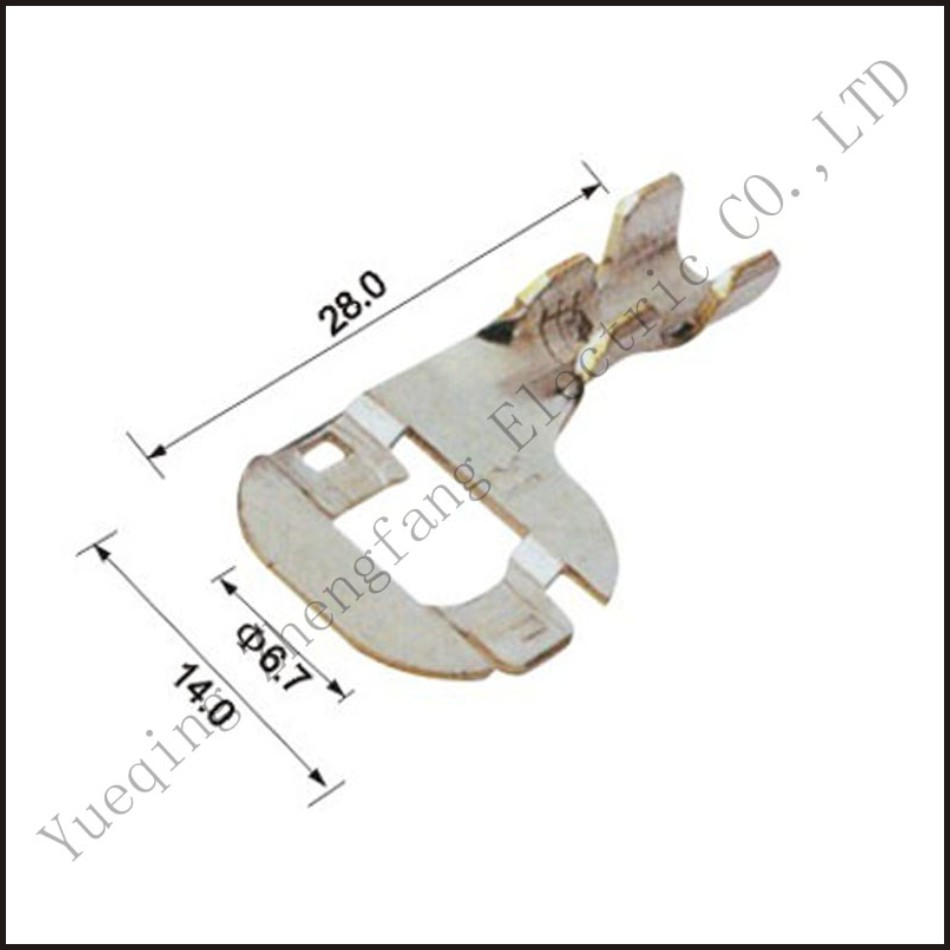 dj4355 2 terminal wire connector female cable connector. Black Bedroom Furniture Sets. Home Design Ideas
