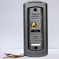 Mini com câmera impermeável do sistema de intercomunicação do telefone video da porta da cor da visão noturna|intercom system|phone intercom|camera intercom system -