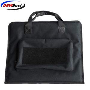 Briefcase Iiia-Plate Nij-Level Body-Armor Ballistic Ulletproof Insert-Portfolio Safe-Bag