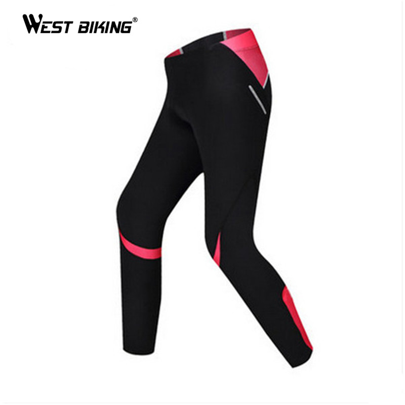ФОТО WEST BIKING Cycling Pants Breathable Tight Ropa Ciclismo Pantalones Outdoor Sport Travelling Running MTB Road Bike Bicycle Pants
