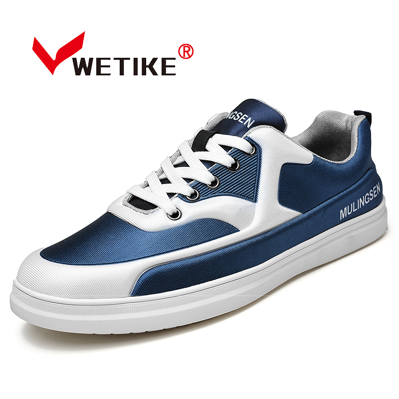 2017 Summer Men's Skateboarding Shoes Lightweight Breathable Outdoor Sports Shoes For Men Leisure Flat Sneaker US Size 6-10