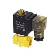 """1/"""" порты 5231002s высокое давление и высокая температура воды Соленоидный клапан латунь 30 бар модель 1PC-5231002"""