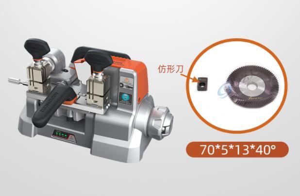 Original Xhorse Milling Cutter 70 5 13 40 Drill Bit For Condor XC 009 Key Cutting